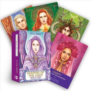 Other - KEEPERS OF THE LIGHT ORACLE CARDS